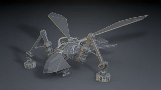 Mecha-Wasp