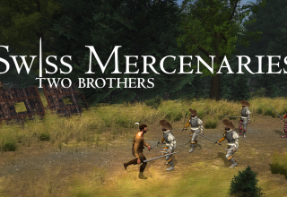 Swiss Mercenaries - Two Brothers